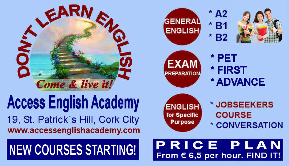 Cork course General English First